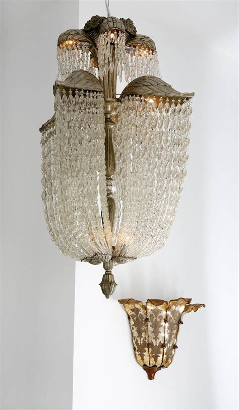 Simonet Furniture by Simonet Fr 232 Res Gondola Chandelier For Sale At 1stdibs