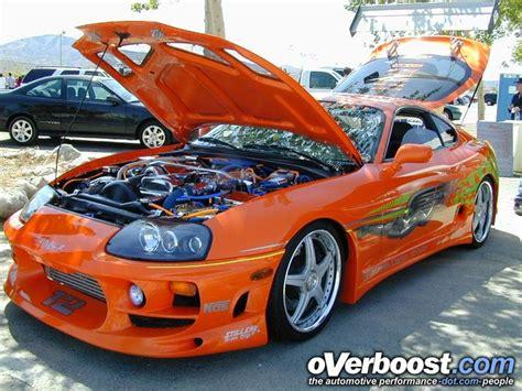 Fast And Furious Toyota Supra Fast Auto Toyota Supra Fast And Furious Cars