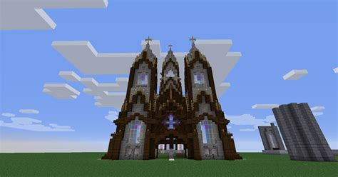 the of architecture minecraft architecture barbarossa cathedral