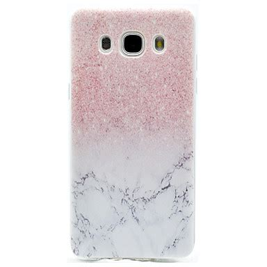 Soft Jacket Remax Marmer Series For Iphone Samsung Oppo marble pattern tpu high purity translucent openwork soft phone for samsung galaxy j310 j510