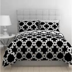 Comforter Sets King Black And White King Black White Reversible Geometric Complete Comforter