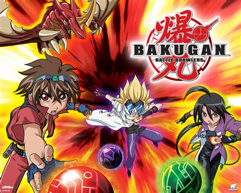 bakugan battle brawlers bakugan battle brawlers wallpaper videogame