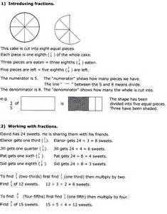 what are 3 7 and 11 on this color wheel fractions decimals percentages ks 3 revision notes