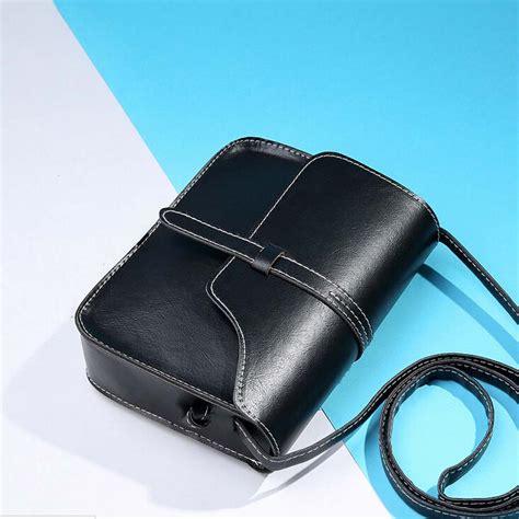 New Arrival Christian Bag splendid new arrival design vintage purse bags leather cross shoulder messenger bag 9