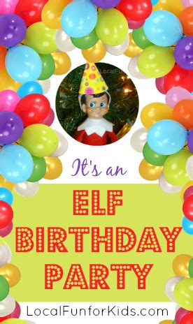 printable birthday card from elf on the shelf birthday elf on the shelf book party printables local