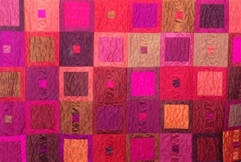 Silk Quilt sew silk quilt kit