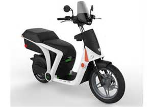 Electric Two Wheeler Vehicles In India Mahindra Unveils New Genze Electric Two Wheeler Kerala