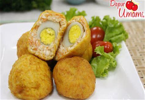 membuat tahu bulat isi telur puyuh resep masakan