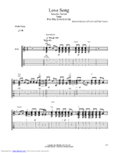 Tesla What You Give Tabs Song Acoustic Version Guitar Pro Tab By Tesla