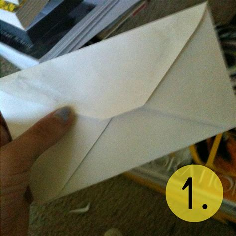 Envelope Out Of Paper - diy patterned envelopes call me sassafras