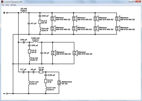 wiring diagram for speakers wiring diagrams subwoofer crossover wiring get free image about wiring diagram