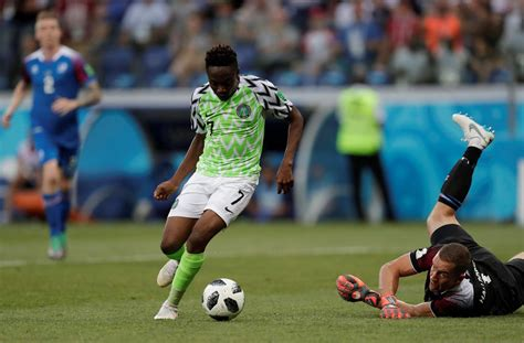 nigeria vs iceland 5 things we learnt from eagles