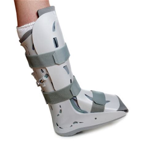 sprained ankle boot high ankle sprain when an ankle sprain is not an quot ankle
