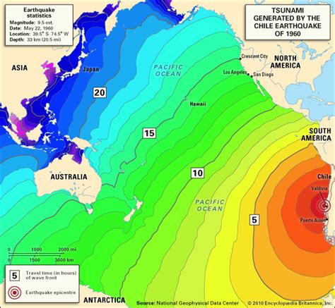 in chile s earthquake education was key to low mortality chile earthquake of 1960 britannica com