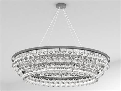 arctic pear chandelier arctic pear chandelier 120 3d model ochre