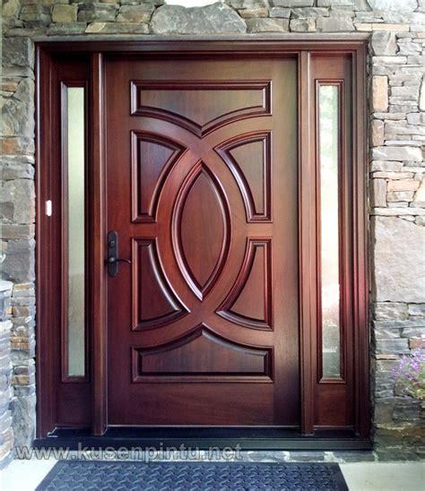 gambar desain pintu jendela rumah minimalis contoh kusen pintu jendela minimalis denah rumah