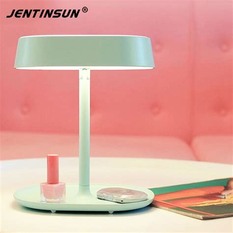 led light desk l new creative cute twisting multi function make up mirror