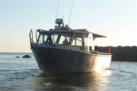 used commercial fishing boats for sale alufarm fishing vessel 30 3c survey commercial vessel
