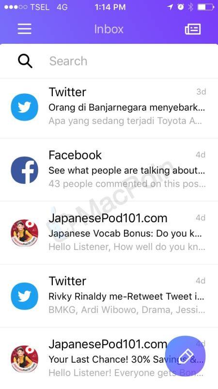 email client terbaik 6 aplikasi email client terbaik di iphone dan ipad macpoin
