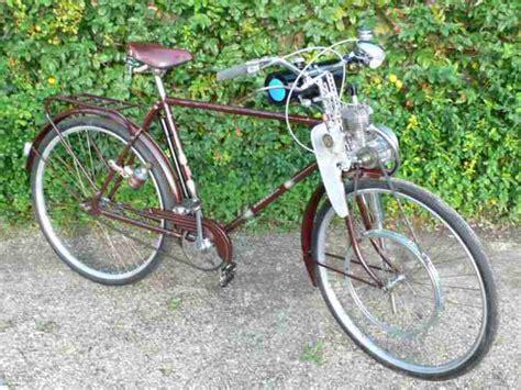 Braun B Triumph 2852 by Rabeneick Oldtimer Fahrrad Bj 1949 Mit Rex Bestes