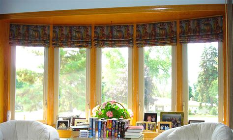 Bow Window Treatments Ideas help resolve an argument about bay window treatments