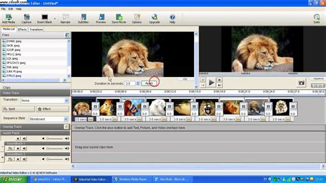 tutorial videopad video editor en español videopad video editor como colocar musica youtube