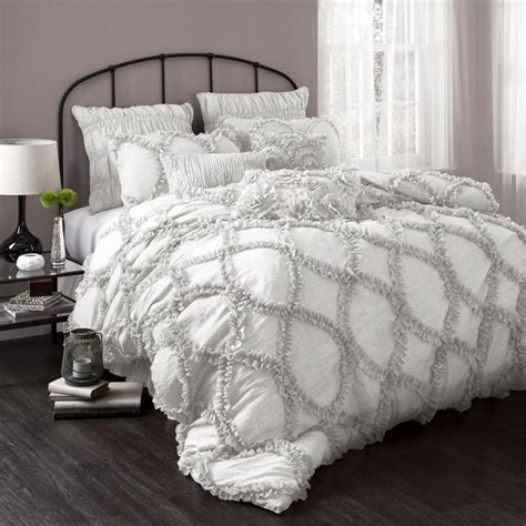 grey and white bedding 30 of the most chic and bed comforter designs to
