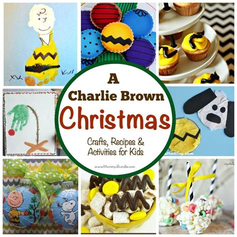 charlie brown christmas crafts brown 24 crafts recipes activities for crafts activities and