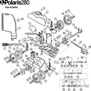 robot de piscine polaris 280 utilisation et pi 232 ces d 233 tach 233 es