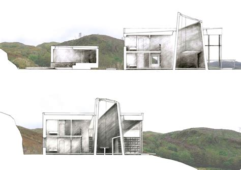 architecture drawing drawing architecture philosopher s retreat andrew mcbride