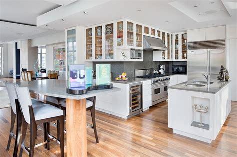 bianchini arredamenti come arredare una cucina con mobili bianchi e legno