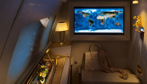 Luxury Dining Room by Emirates Executive Jet