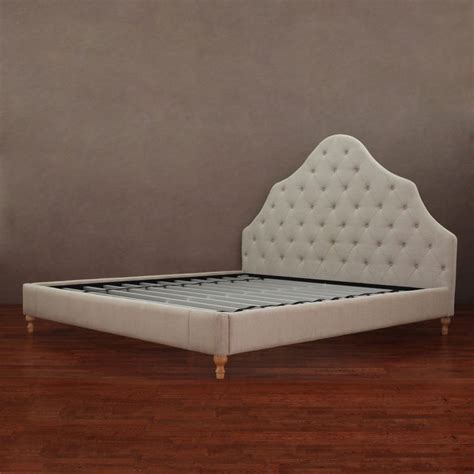 tufted king size bed alice button tufted king size bed