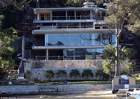home pics jennifer hawkins and jake wall s 6m mansion looks almost