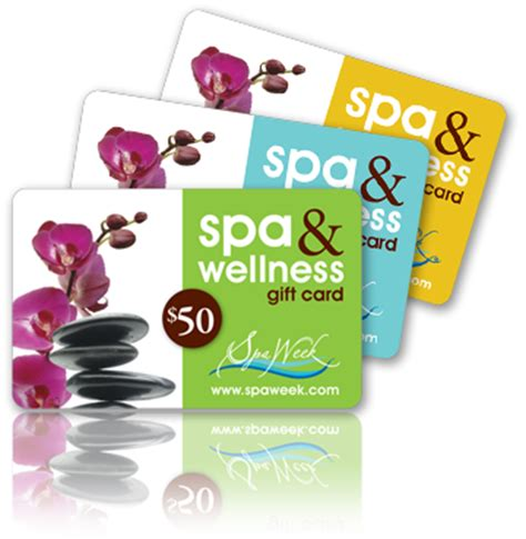 Spa And Wellness Gift Card Promo Code - spa week 50 gift card only 39 99 free shipping gift box perfect for birthdays