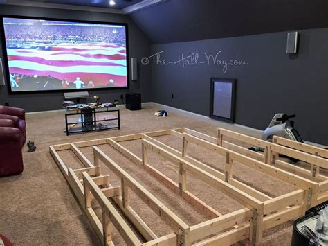 home theater rooms ideas  pinterest theatre room
