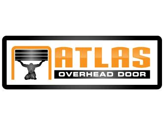 Overhead Door Logo Atlas Overhead Door Logo Design 48hourslogo