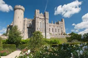 Arundel castle history travel and accommodation information