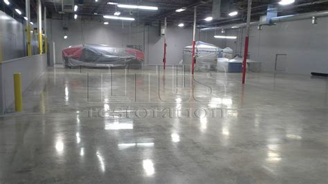 what is polished concrete concrete polishing guide titus restoration