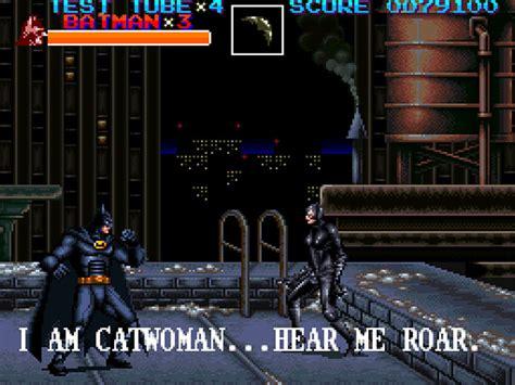 emuparadise batman batman returns usa rom