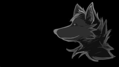 android wallpaper hd dark 3158 dark wolf android hd wallpaper walops com