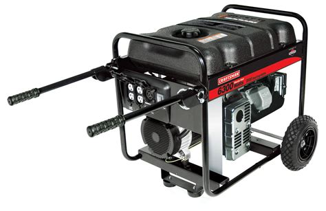 craftsman 030299 briggs stratton generator elec