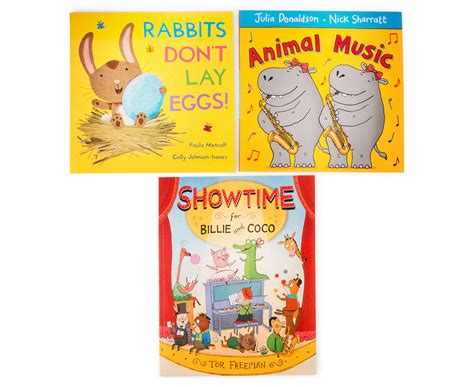 Story Book Say Boo To The Animals say boo to the animals other stories 10 book pack great daily deals at australia s favourite