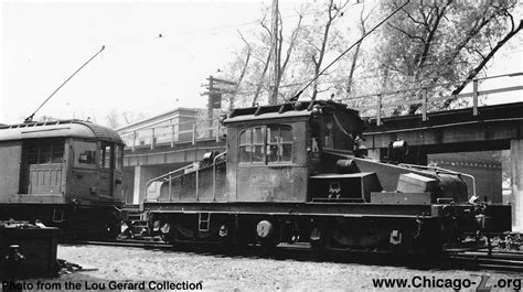 Gerrard The Greight chicago l org operations freight service on the l