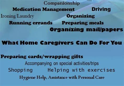 determining how in home caregivers can help you easy