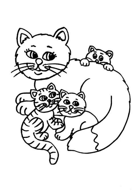 ausmalbilder katzen  ausmalbilder ausmalbilder