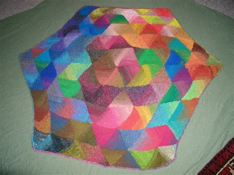 hexagon knitting pattern free 17 best images about vendestrik shortrows knitt on