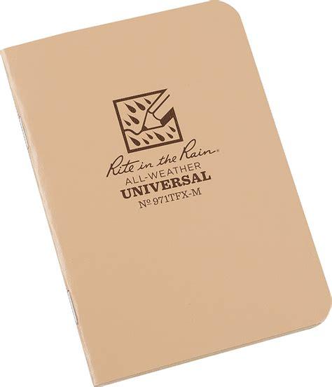 ritr971tfxm rite in the mini stapled notebook 3 pack