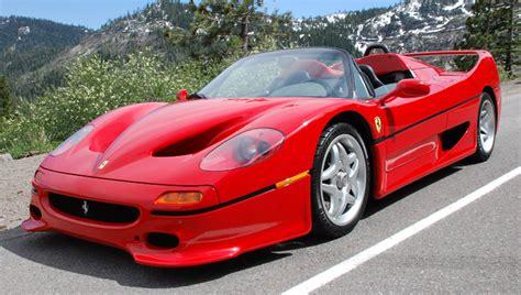 Ferrari 90er by 1995 Ferrari F50