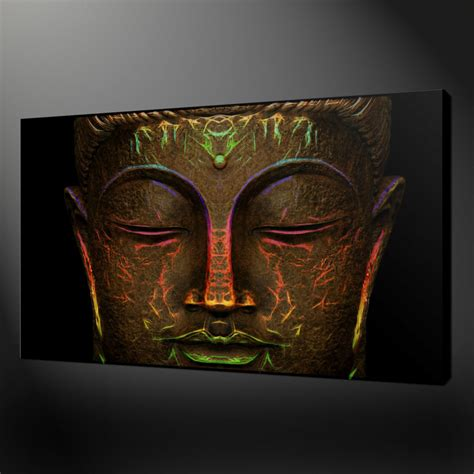 canva qa buddha canvas wall art uk buddha canvas ebay with